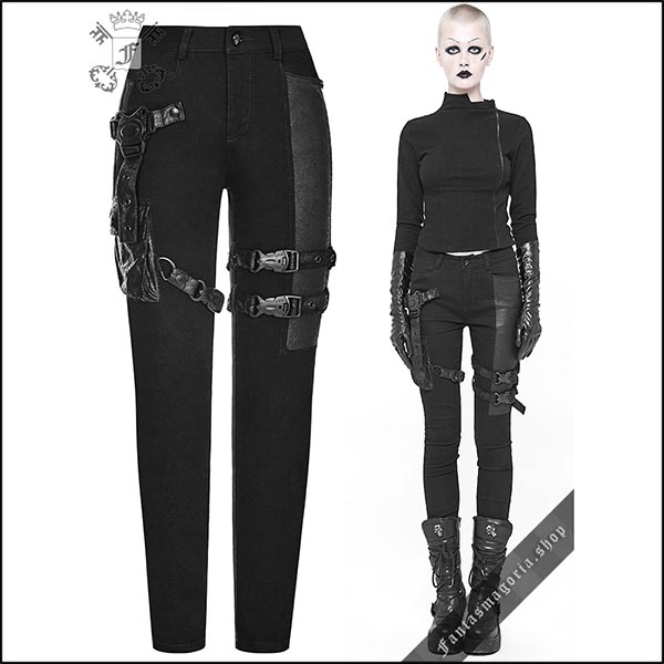 Fantasmagoria ファンタスマゴリア Space Tribe trousers PunkRave パンツ WK-327