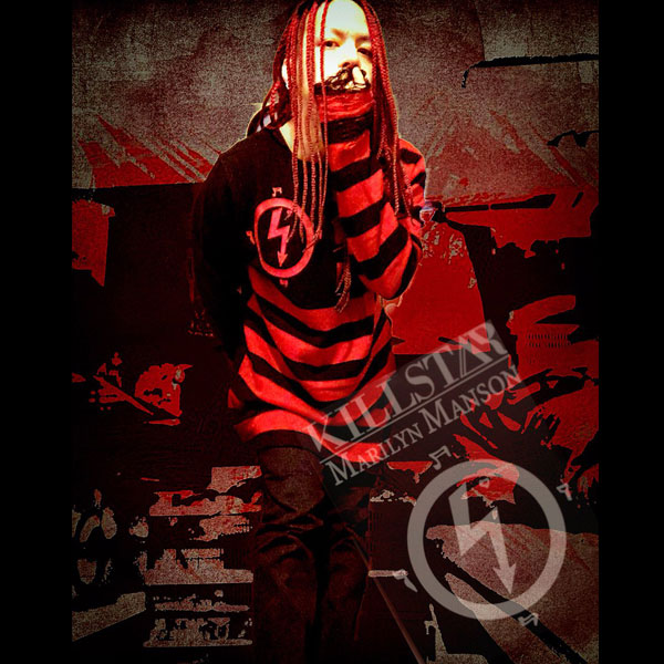 KILLSTAR / Manson Nation Knit Sweater [B] セーター
