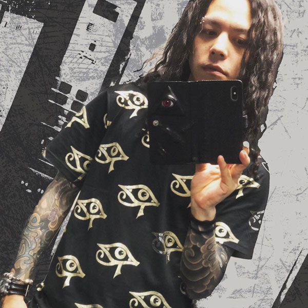 KILLSTAR Ra T-Shirt [B] Tシャツ